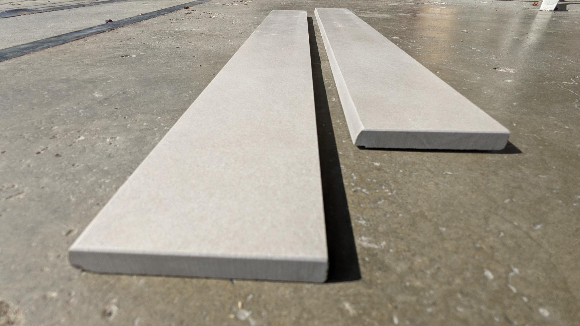 Block Greige Sockelleiste 7x60