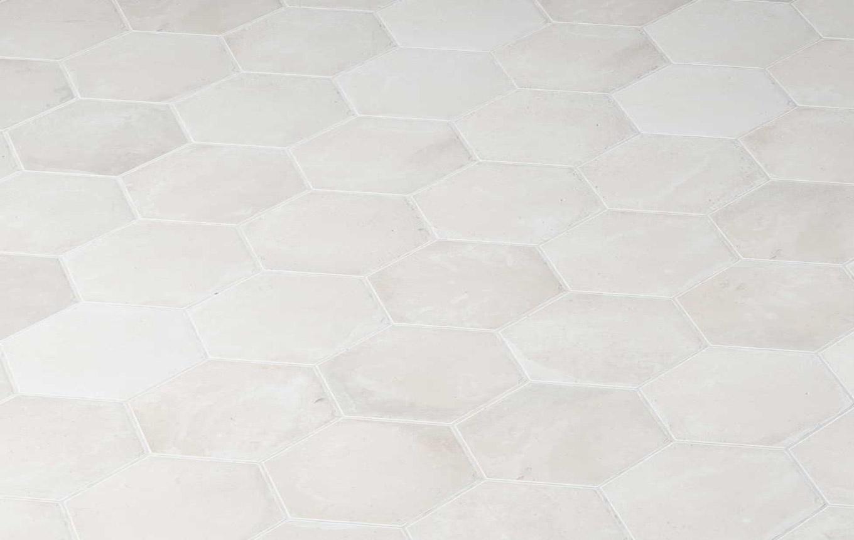 Hexa Cottage White 14 x 16 cm (9mm)