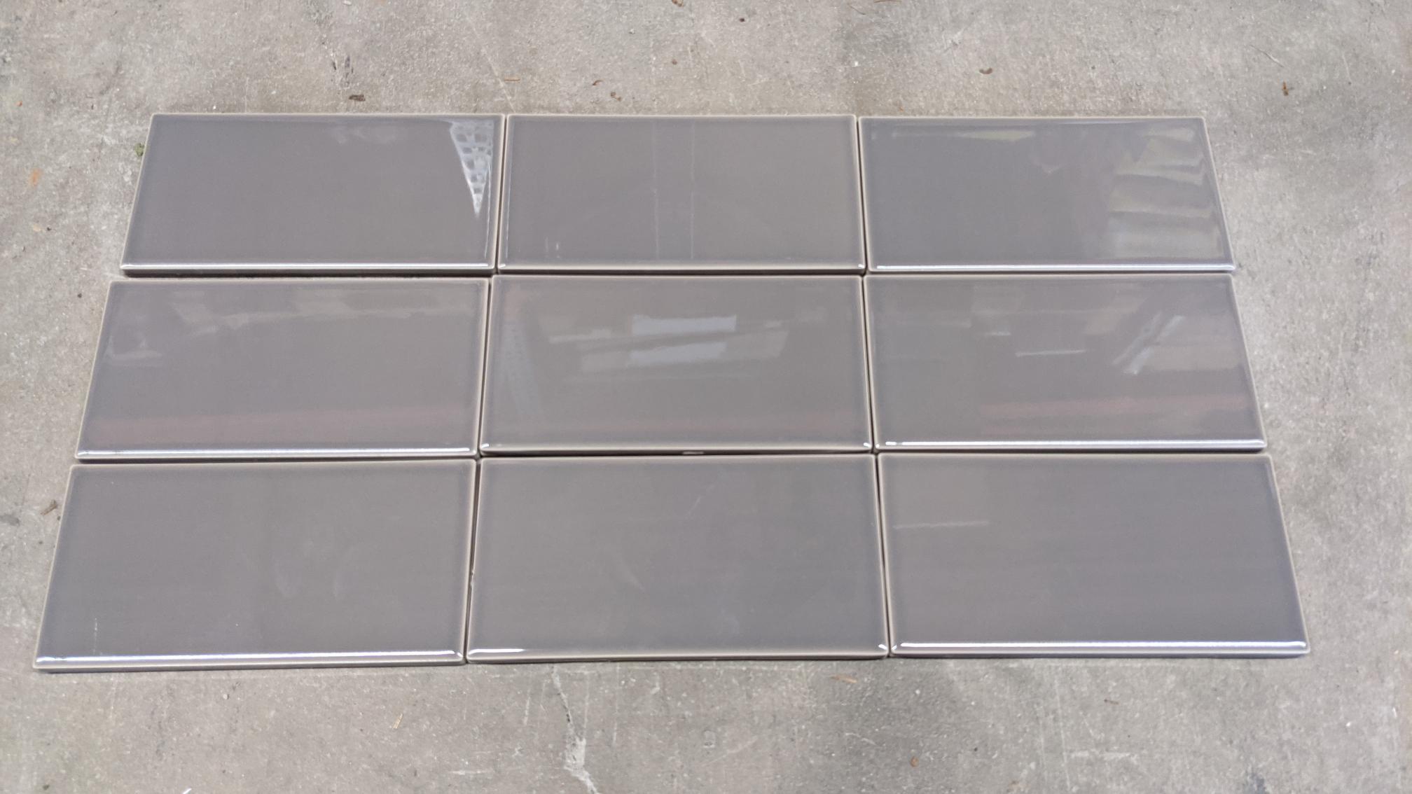 London Stone Grey Glossy